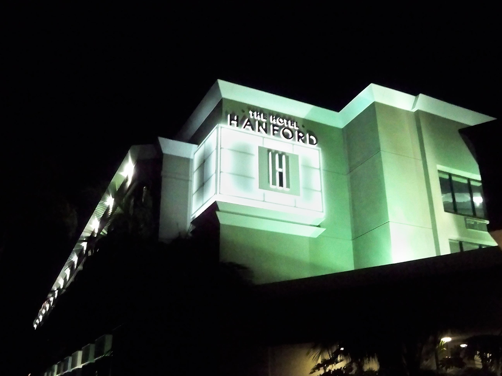 Custom Signs - The Hotel Hanford