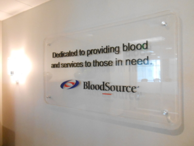 Flat Cut Out - Bloodsource