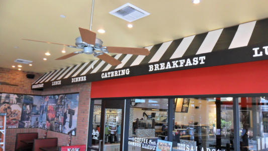 Awnings United Sign Systems