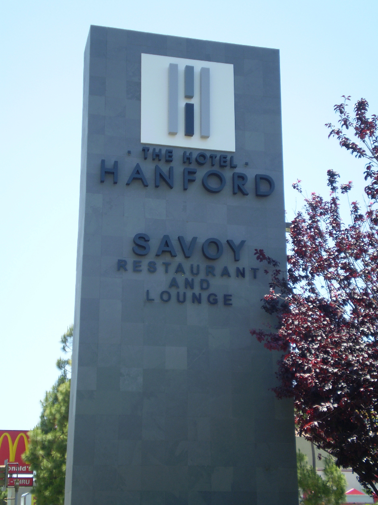 The Hotel Hanford and the Savoy Restaurant and Lounge