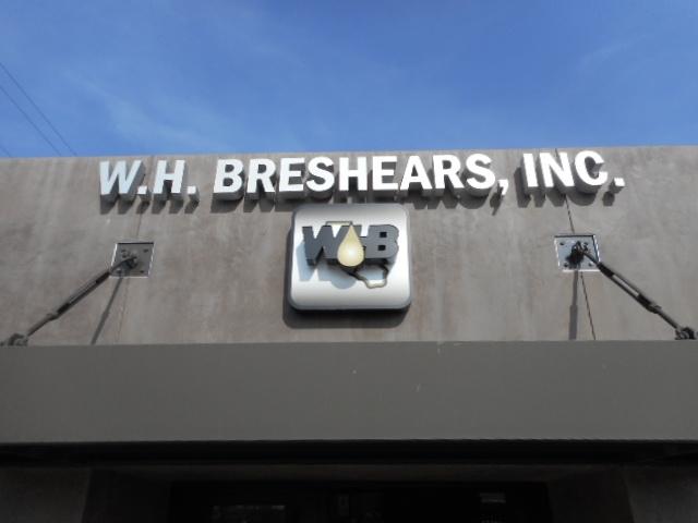 WH Breshears