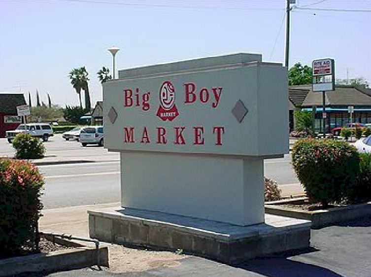Big Boy Market