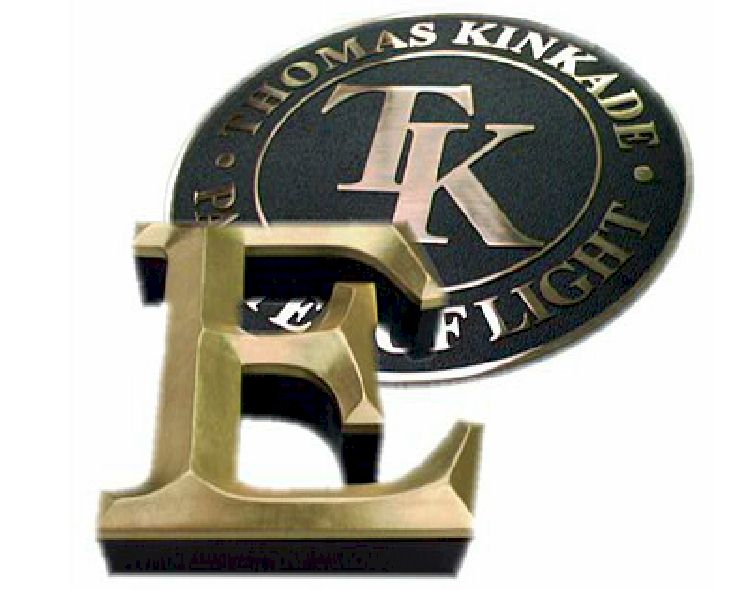 Custom Signs - Thomas Kinkade