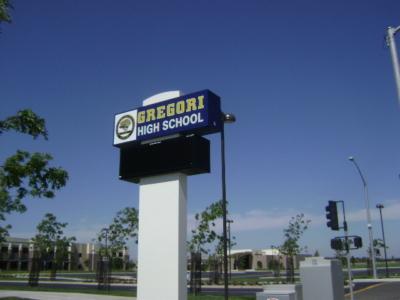 Gregori High School